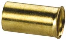 Produktbild: Klemmverschraubung Messing-Stützhülse 8x0,8 VSH Super