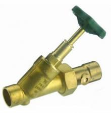 Produktbild: Freistromventil 15 mm ohne Entleerung Typ 450.3P