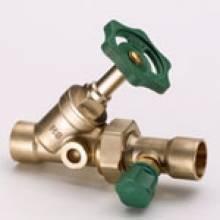 Produktbild: Schrägsitzventil  15mm  zum Löten mit Verschraubung u.Entleerung Typ 227