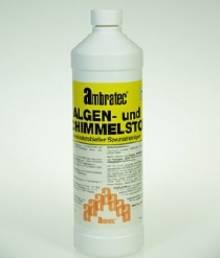 Produktbild: Algen- und Schimmelstop Chlorhaltiges Spezialprodukt 1l Flasche