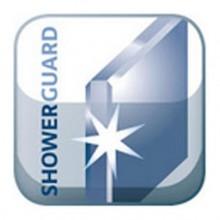 Produktbild: Aufpreis Sonderglas Kategorie 1- ECHTGLAS SHOWER GUARD