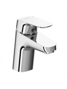 Produktbild: CERAFLEX Waschtischmischer Niederdruck, mit Metallablauf, chrom