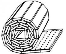 Produktbild: CLIMA Wärme-/Trittschalldämmrolle PS-TK 20-2 mm, 5 KN, 1x14m, Ro: 14 qm, WLG 040 VPE 14 qm