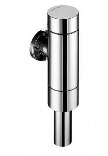 """Produktbild: SCHELL  WC-Druckspüler 3/4"""" Spülmenge einstellbar: 6-12 l, chrom"""