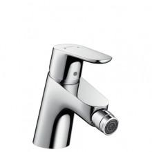 Produktbild: Hansgrohe FOCUS Bidetmischer mit Ablaufgarnitur, chrom