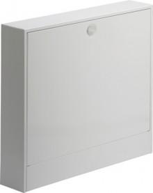 Produktbild: FONTERRA Aufputz-Verteilerschrank, weiß Typ 700, 675 x 725 mm