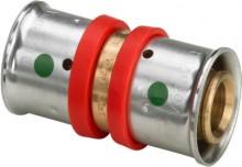 Produktbild: FONTERRA Press-Kupplung m. SC-Contur 15 x 1.5 mm