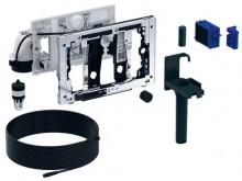 Produktbild: GEBERIT Fresh Modul f. Sigma UP-Spülk. auto. Auslauf, 120mm, für DuoFresh Stick