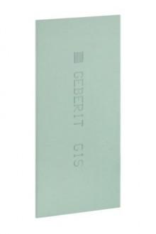 Produktbild: GEBERIT GIS Paneel 1300 x 600 x 18 mm, Gipskarton