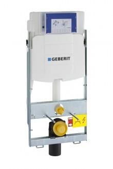 Produktbild: GEBERIT GIS für Wand-WC 114 cm, mit Sigma UP-Spülkasten