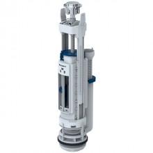 Produktbild: GEBERIT Spülventil Typ 290, 1-Mengen-Sp. für Keramikspülkästen, für Trinkw.,chrom