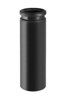 Produktbild: GEBERIT Wand-WC-Anschlussstück 110 x 90 mm, mit Dichtung