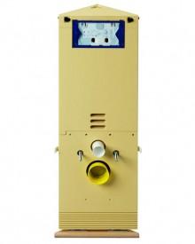 Produktbild: GRUMBACH Eck-WC-Stein 1080 mm für Geberit Tango,Bolero,Mambo,Sigma .