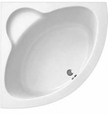 Produktbild: Galatea SUN Acryl-Eckbadewanne 1500 x 1500 x 440 mm,  S 202, weiß inkl Wannenträger Sonderpreis/Abverkauf