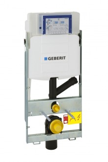 Produktbild: Geberit GIS Element für Wand-WC mit Spülkasten UP 320
