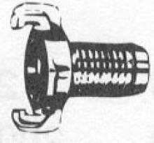 """Produktbild: Geka Schnellkupplung-Schlauchstück Pressmessing, einteilig, 1/2""""  13 mm"""