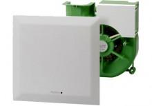 Produktbild: HELIOS Ventilator-Einsatz 100 m³/h  ELS-VN 100, mit integriertem Nachlauf