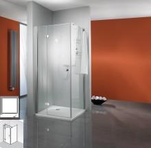 Produktbild: HSK Duschkabine Premium Classic Drehtür (für Kombination mit Seitenwand), Echtglas, SONDERFARBEN - Breite 80