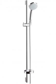 Produktbild: Hansgrohe CROMA 100 Wandstangen-Set Vario Unica´C 900 mm, chrom