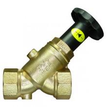 Produktbild: JRG-Schrägsitzventil m.RV LegioStop  IG 1/2,m.2 Stopfen,f. Entl.Vtl.,5266.240