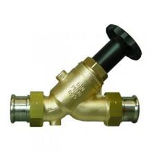 Produktbild: JRG Schrägsitzventil LegioStop o.Entl.V  DN12, m.Mapressverschraub.,15mm,5213.015