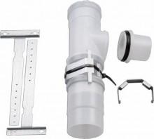 Produktbild: JUNKERS Abgaszubehör AZB 862 Anschlusspaket für Mehrfachbelegung