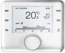 Produktbild: JUNKERS BOSCH Aussentemperaturgef. Regler CW400 für bis 4 Heizkreise und 2 WW-Ladekreise