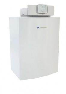 Produktbild: JUNKERS Gas-Brennwertgerät, bodenstehend Suprapur KBRC 40-1, 37 kW