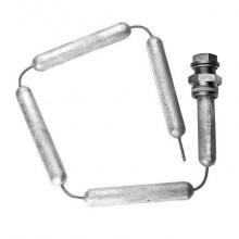 """Produktbild: JUNKERS Kettenanode G 3/4"""" Länge ca. 750 mm, Nr. 87099185050"""