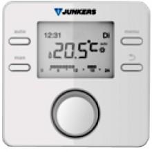 Produktbild: JUNKERS Witterungsgeführter Regler CW100 für 1 Heizkreis, einfaches Display