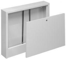 Produktbild: KAN-therm AP - Verteilerschrank Klassik 550 mm, Tiefe 110 mm, Höhe 585 mm