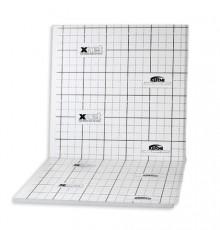 Produktbild: KERMI xnet C12 Tacker-Faltplatte 30-2 mm, EPS 040 DES sg, 2 x 1 m VPE 14,0 m²