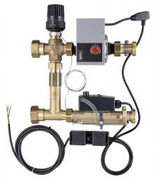 Produktbild: KERMI xnet Regelstation Standard ECM 230 V