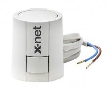 Produktbild: KERMI xnet Stellantrieb 230 V 50/60 Hz, Leistung: 2 W