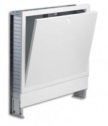 Produktbild: KERMI xnet UP-Verteilerschrank Standard US-L4, Breite: 835 mm, lackiert