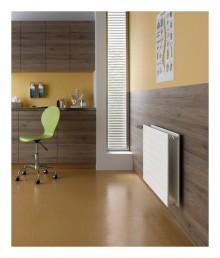 Produktbild: Kermi PLV Therm X2 Line-Ventil-Hygieneheizkörper Typ 20/305/405 Anschluss Links