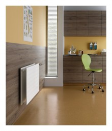 Produktbild: Kermi PLV Therm X2 Line-Ventil-Hygieneheizkörper Typ 20/305/405 Anschluss Rechts
