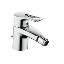 Produktbild: Kludi MX Bidetmischer Ausl. 114 mm, mit Ablaufgarnitur, chrom  Abverkauf