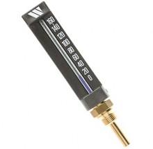 Produktbild: Maschinenthermometer gerade Ausführung, MTG Tauchhülse 63 mm