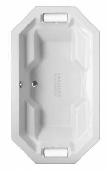 Produktbild: Mauersberger felina Badewanne 2000 x 1120 x 475 mm
