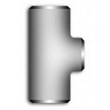 Produktbild: T-Stück nahtlos schwarz zum Einschweißen DIN 2615/1 - 26,9 x 2,3 mm