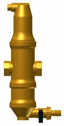 Produktbild: PNEUMATEX Zeparo Kombi-Abscheider Typ ZUK 22, 22 mm, 1.25 m³/h