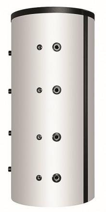 Produktbild: Pufferspeicher  PSR 800 Liter mit Register inkl.ECO SKIN Isolierung (Sonderpreis)