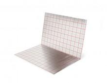 Produktbild: REHAU Rohrhalteplatte  RAUTAC 10 mit Klebebeschichtung   10m² (VPE)