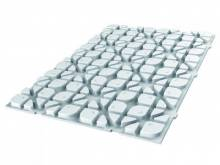Produktbild: ROTH CC Trockenbau Systemplatte EPS DEO  VF: 0.54 qm, 900 x 600 x 25 mm, VPE 10,8 m²