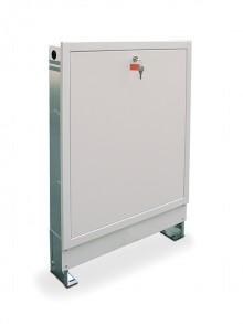 Produktbild: ROTH UP-Verteilerschrank HS weiß RAL9016 Gr.3, 1100 x 770-860 x 100-170 mm, BxHxT