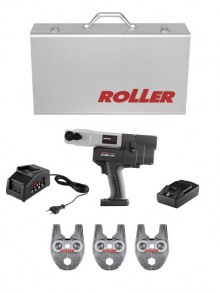 Produktbild: Roller`s Multi-Press Mini 22V Set Multi-Press Mini 22 V ACC Li-Ion Basic-P