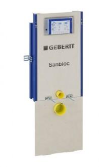 Produktbild: SANBLOC Baustein für Wand-WC 112 cm, mit Sigma UP-Spk. (Sonderpreis)