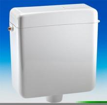 Produktbild: SANIT JUNIOR JET Spülkasten hochhängend, weiß ohne Zugstange