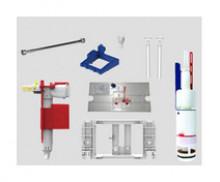 Produktbild: SANIT Umbauset UP-Spülkasten große Revisionsöffnung